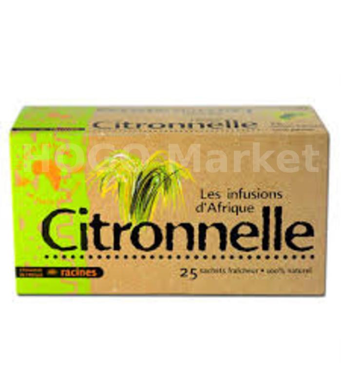 Les infusions d'Afrique - Lemongrass