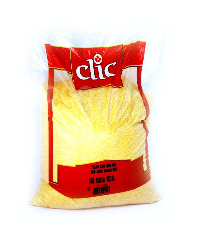 Granulated yellow corn 5kg