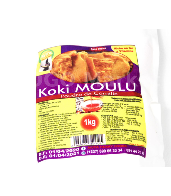 Koki powder