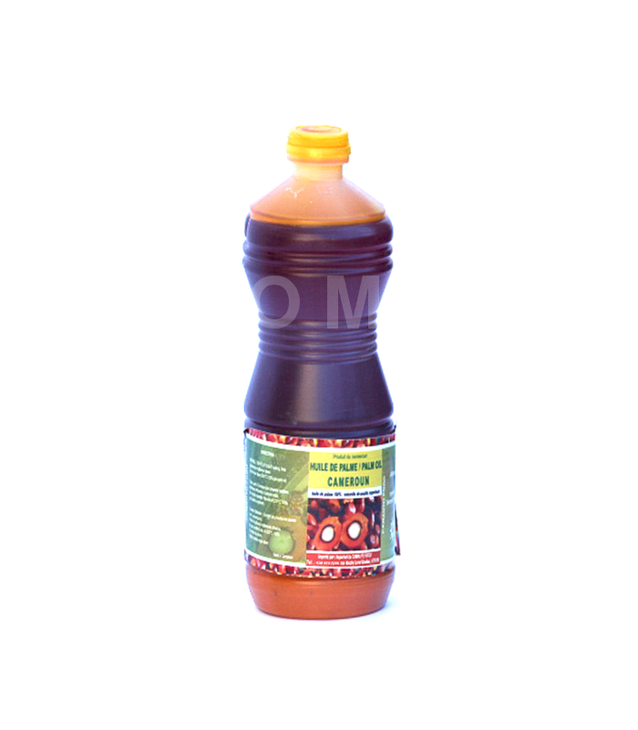 Red oil carton of 1L