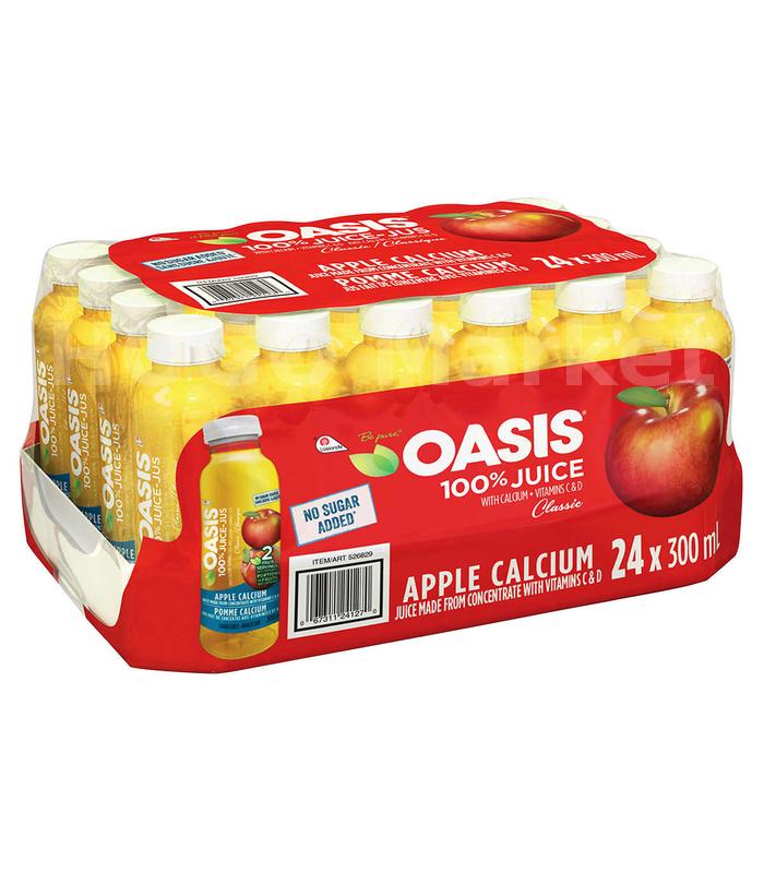 Oasis Apple Juice (24 x 300ml)