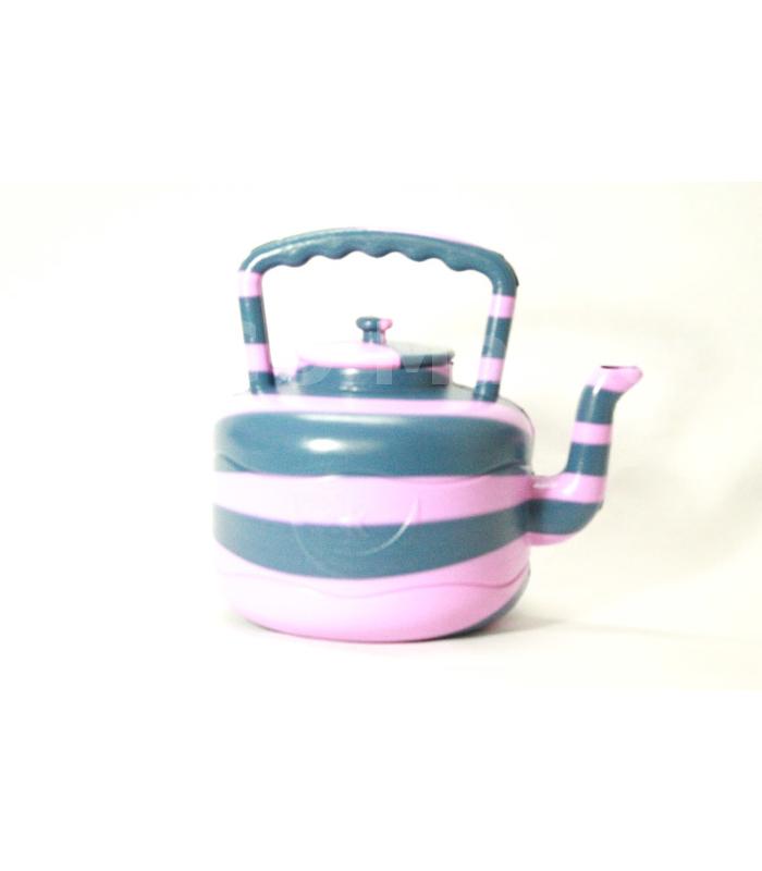 Blue pink calabash