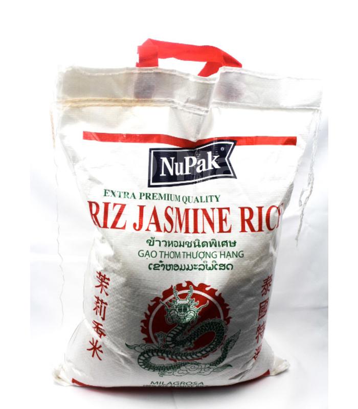 Jasmine rice NUPAK 10 lb