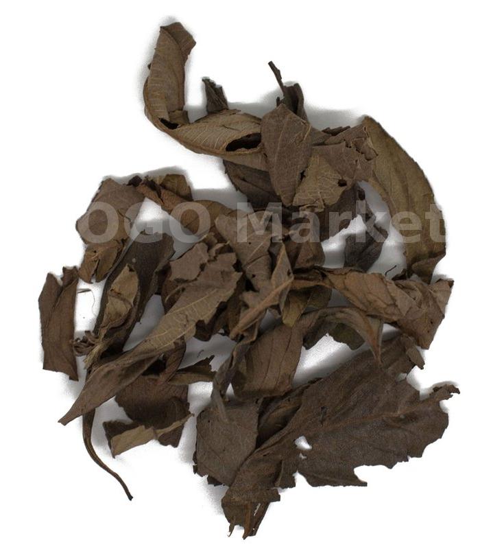 Kinkeliba tea leaves