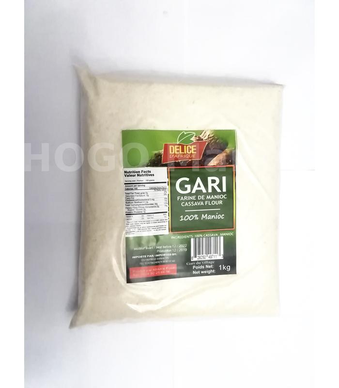 White Gari - Tapioca 1kg
