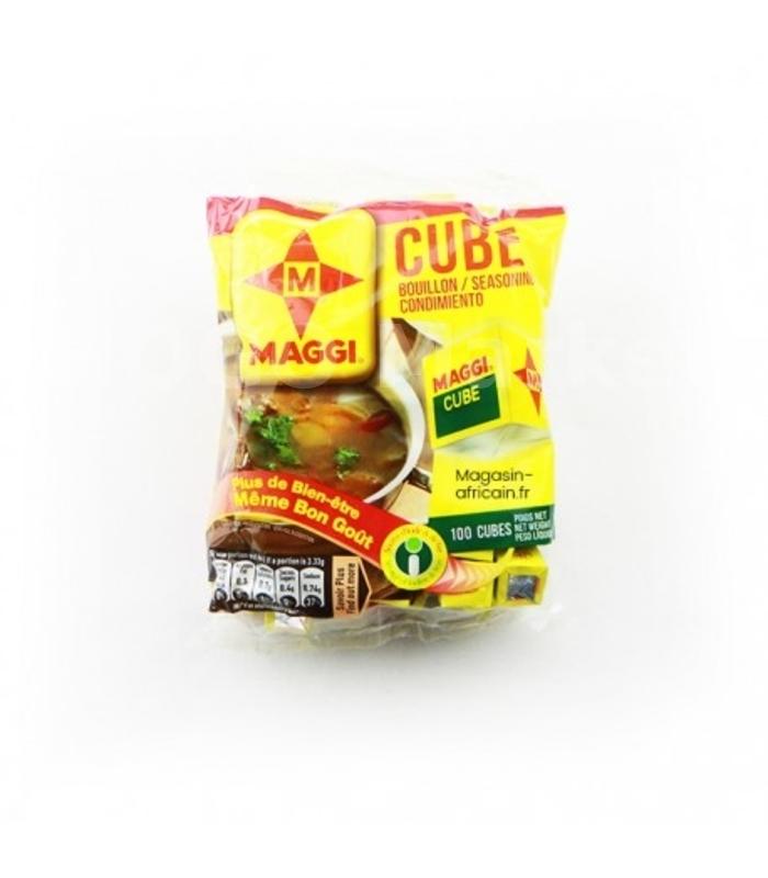 Cube maggi
