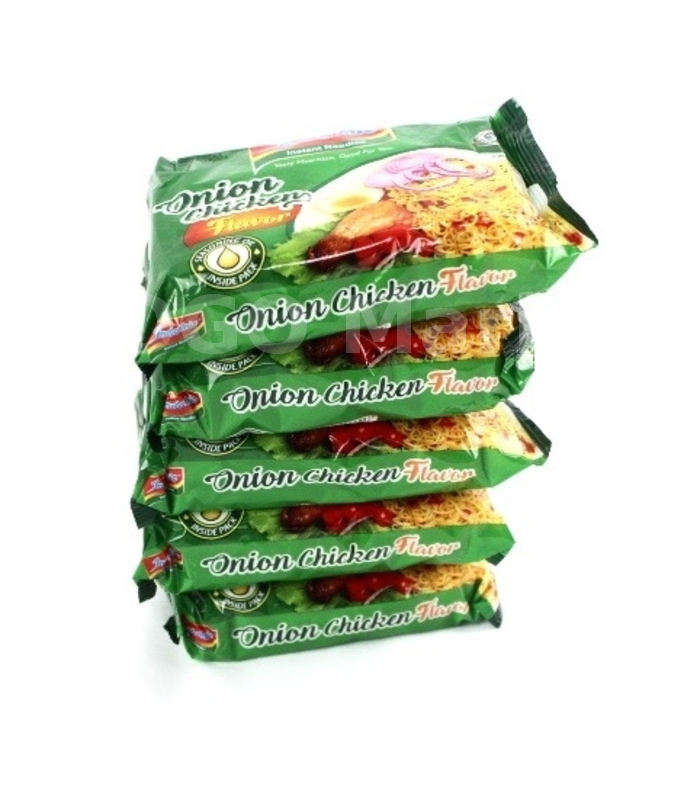 Instant noodles-onions flavor