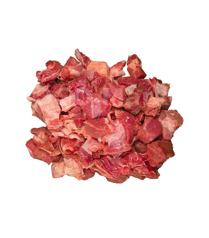 Beef meat with bone 1kg